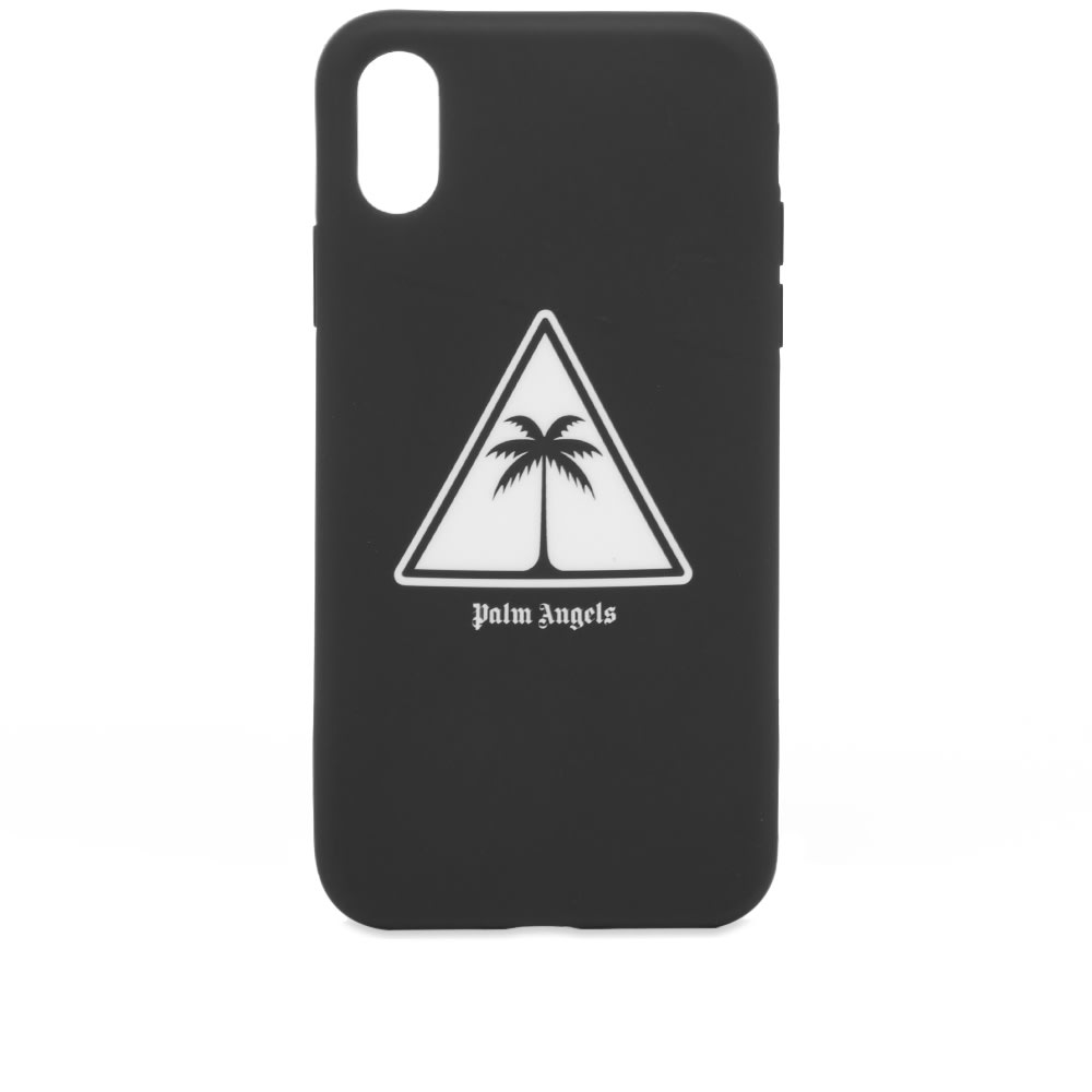 Palm Angels Cases PALM ANGELS PALM LOGO IPHONE CASE