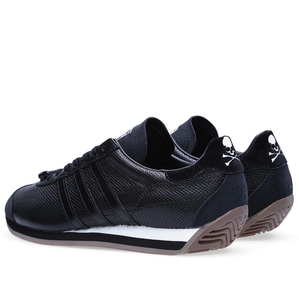 3fb93ec9b53a8 Adidas Originals x Mastermind Japan Country OG Black