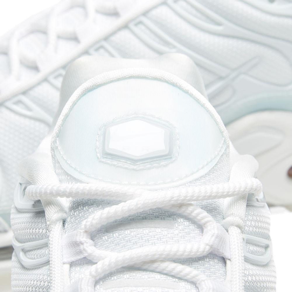 new photos 4e12d aafb9 Nike Air Max Plus SE W White, Pure Platinum & Ice | END.