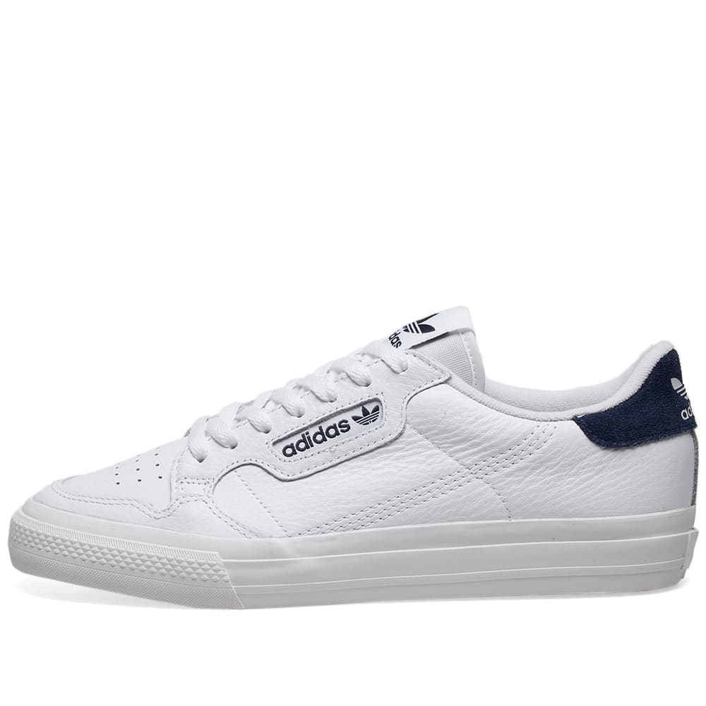 adidas Continental Vulc shoes white
