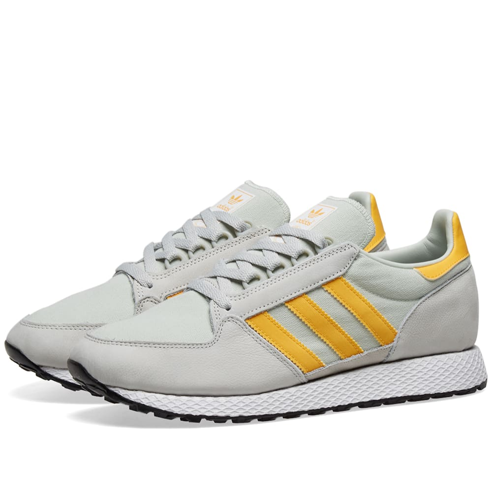 Adidas Forest Grove In Grey