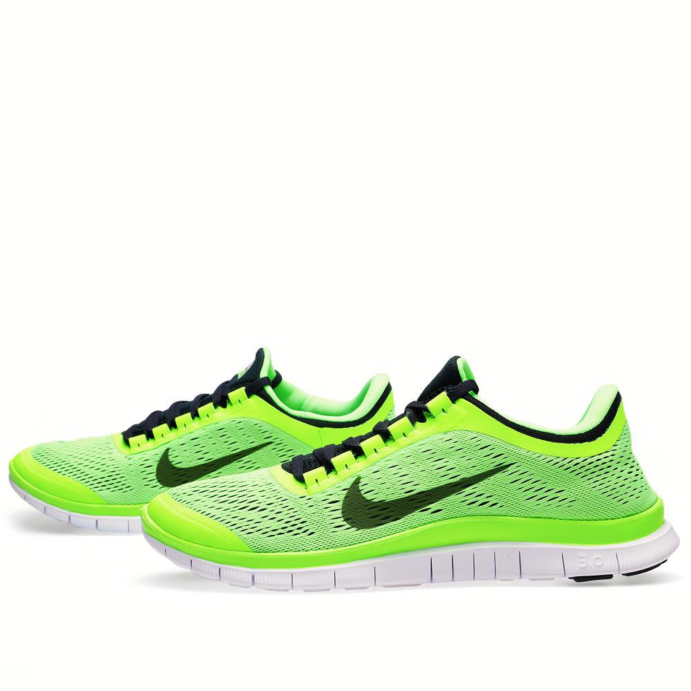 promo code 73f40 50bae Nike Free 3.0 V5 Flash Lime   END.