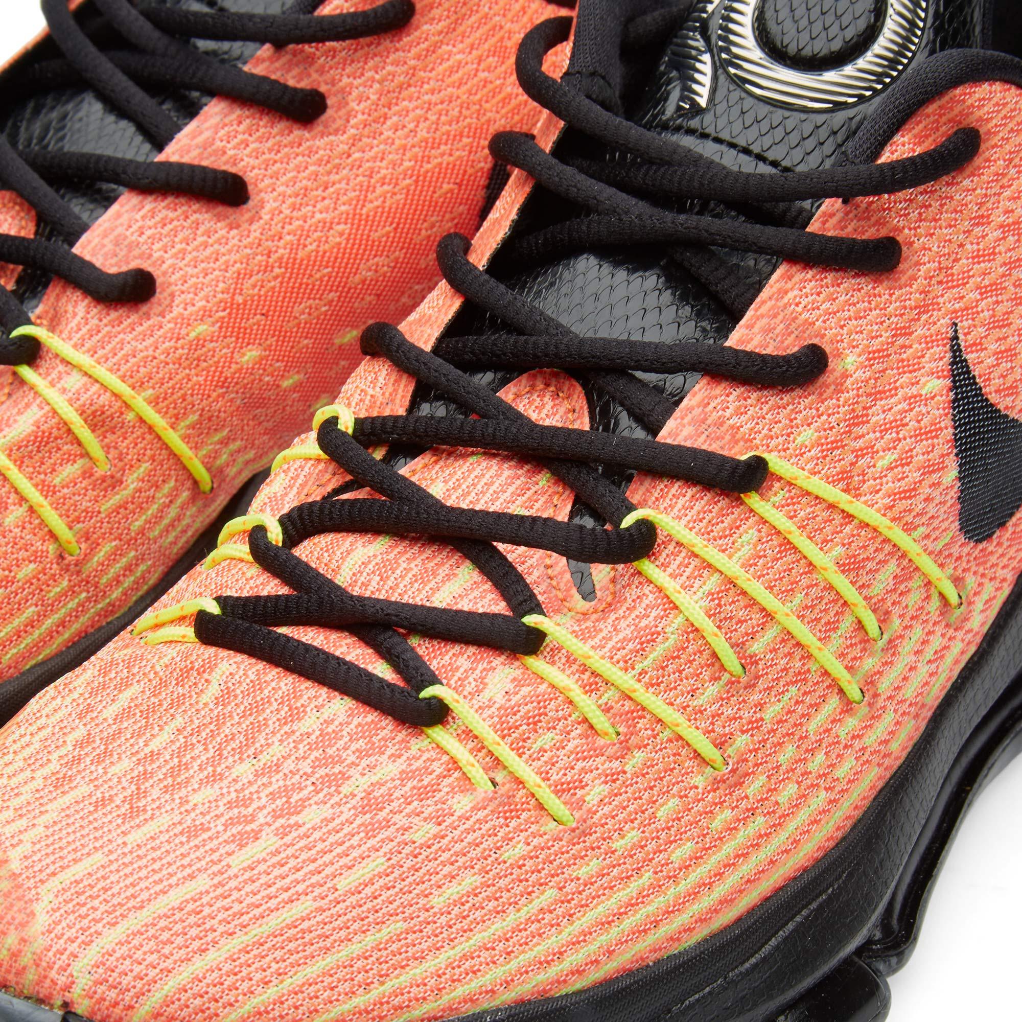 9c802137d7c2 Nike KD 8  Hunt s Hill Sunrise  Total Orange   Black