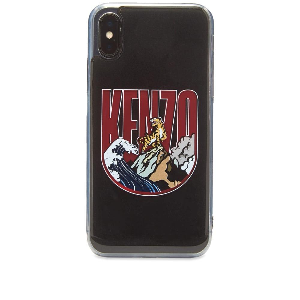 kenzo iphone xs max case