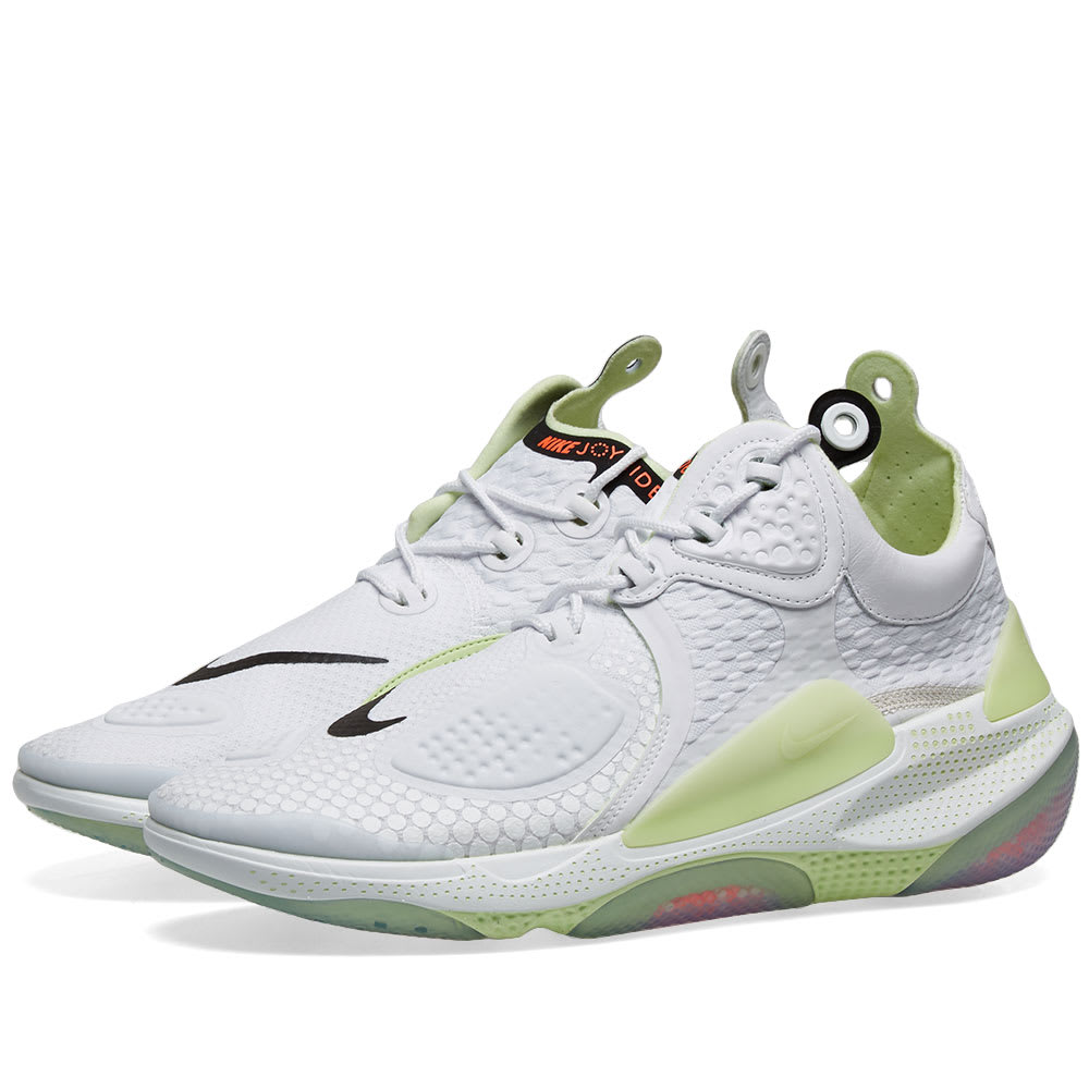 Nike Joyride CC3 Setter White, Barley Volt & Crimson
