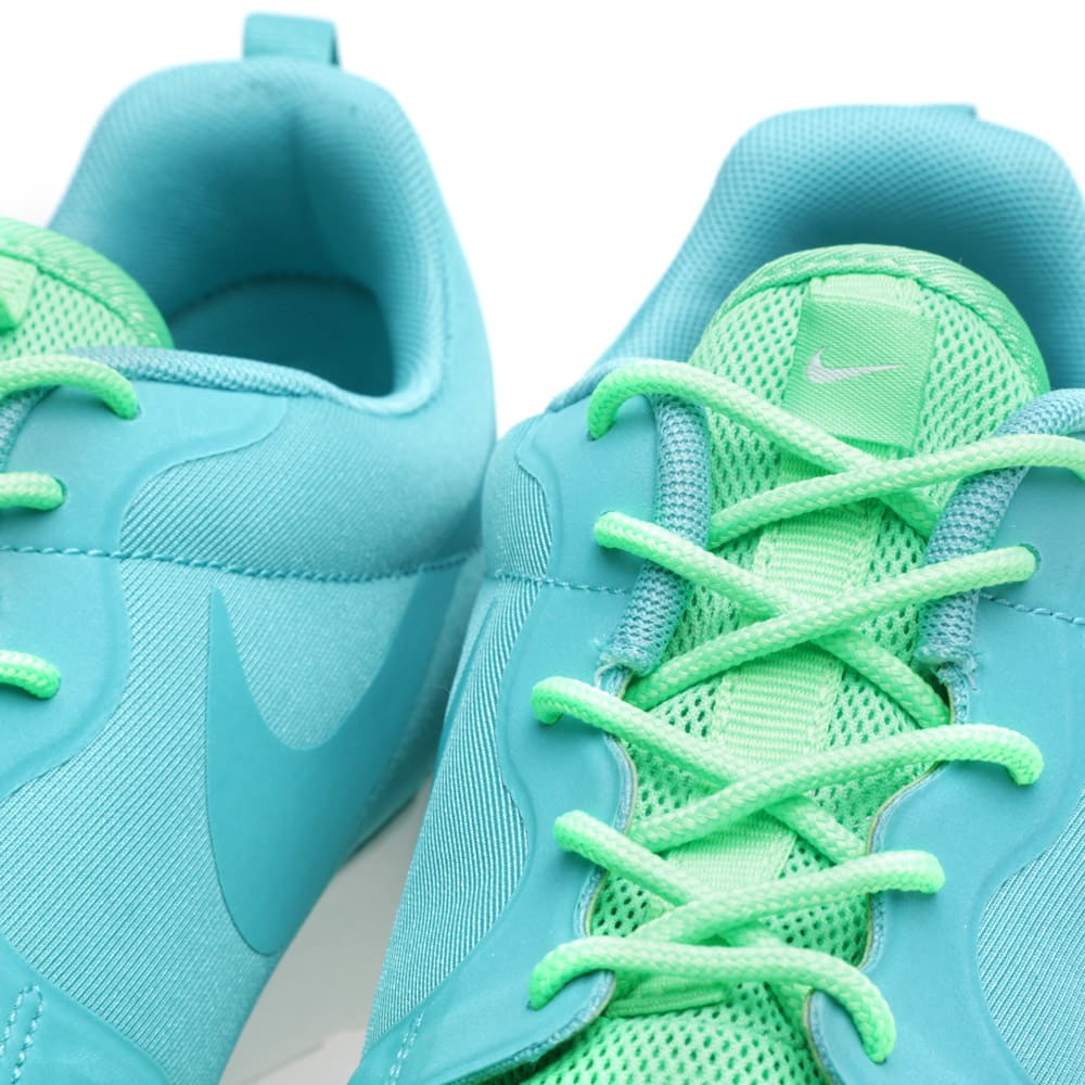 a89ba9ef Nike Rosherun Hyperfuse QS 'Vent' Sport Turquoise & Poison Green | END.