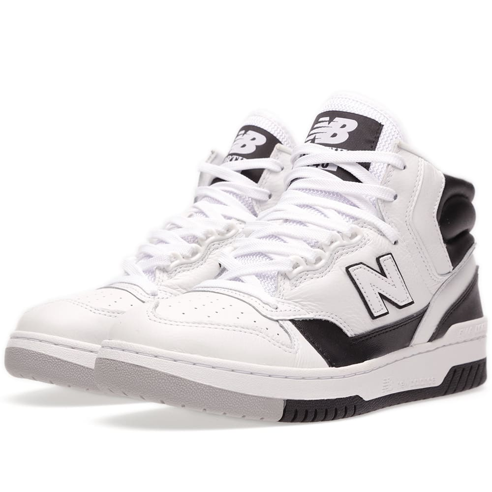 956983ac40a7 New Balance x James Worthy P740WK  Worthy Express  White   Black