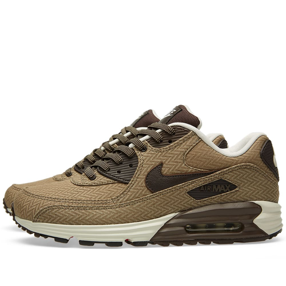 huge selection of 83a23 66f7e Nike Air Max Lunar90 PRM QS  Suit   Tie  Dark Dune   END.