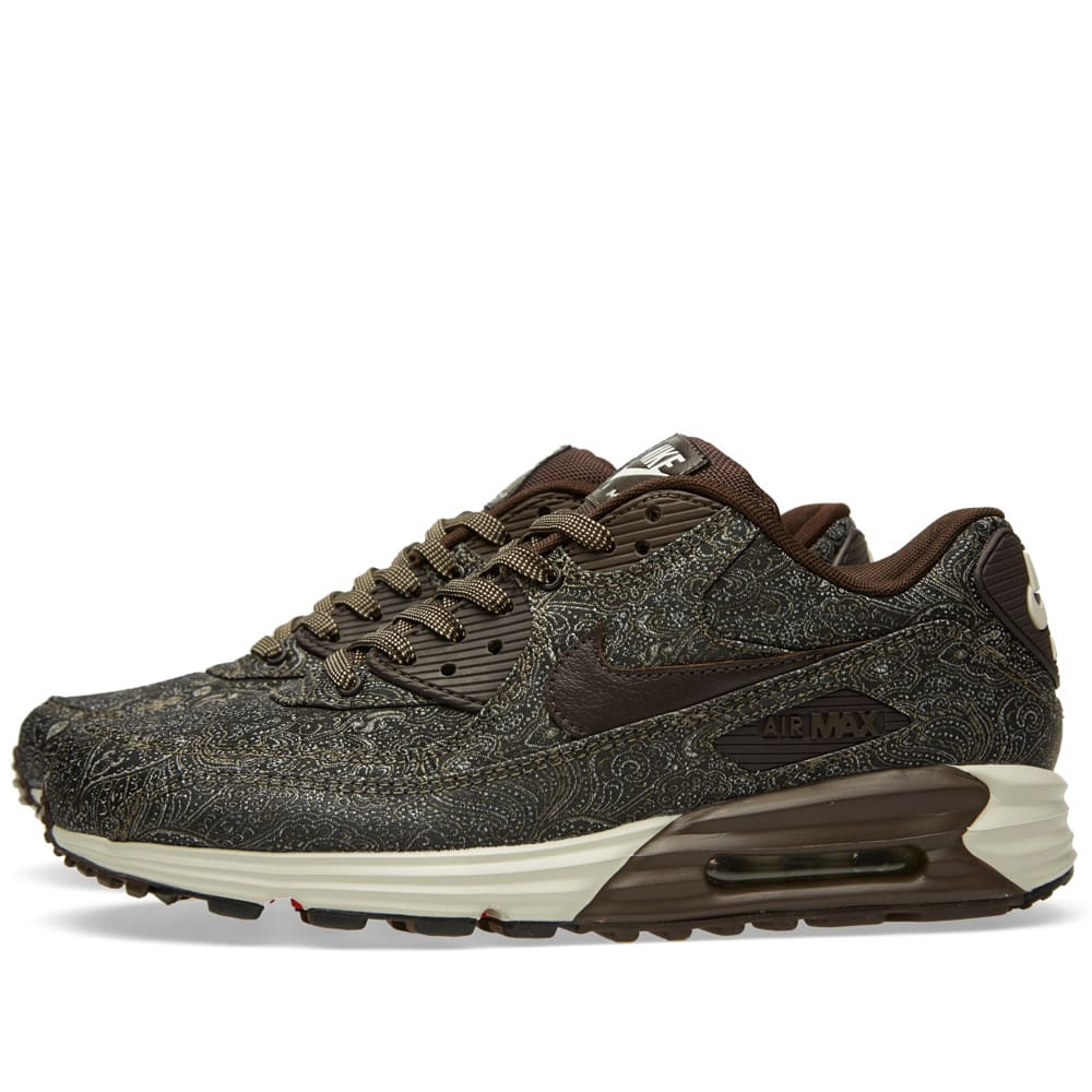 e92c61c04b Nike Air Max Lunar90 PRM QS 'Suit & Tie' Velvet Brown | END.