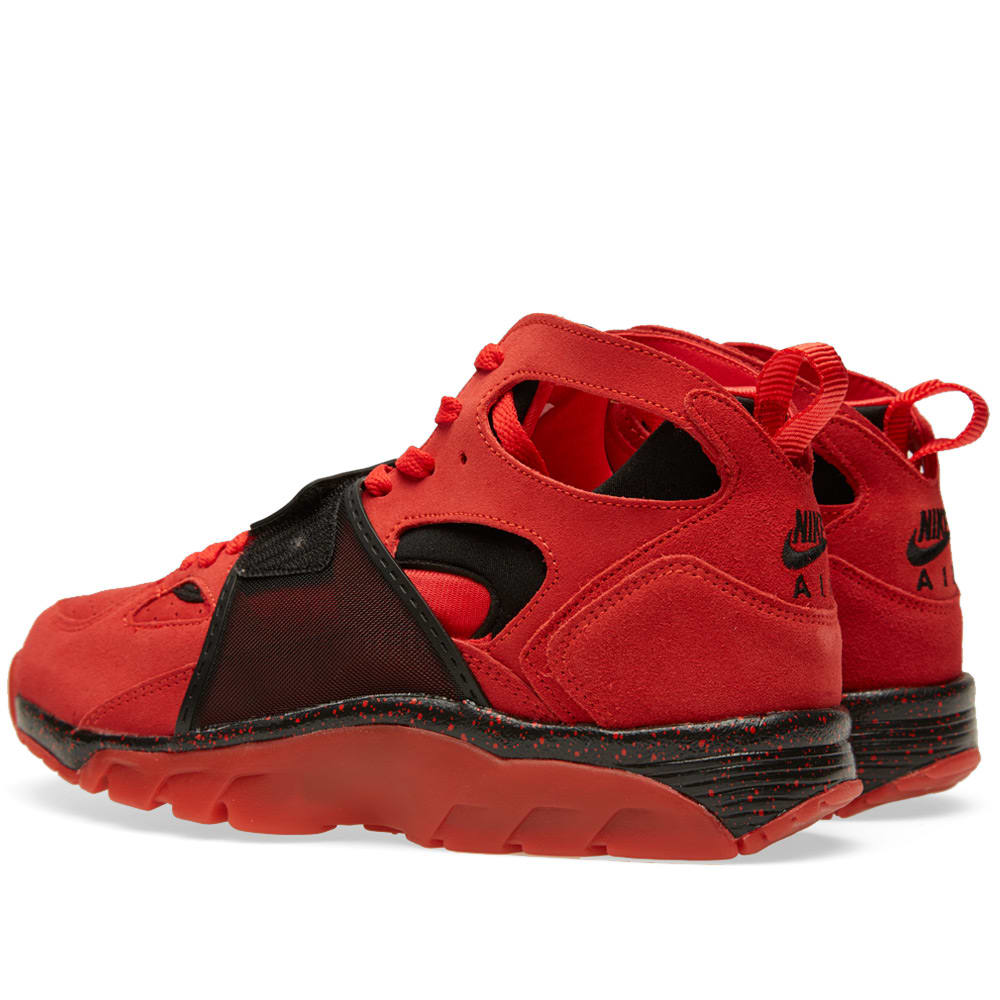 low priced e2c78 07e60 Nike Air Trainer Huarache PRM QS  Love Hate  Challenge Red   END.