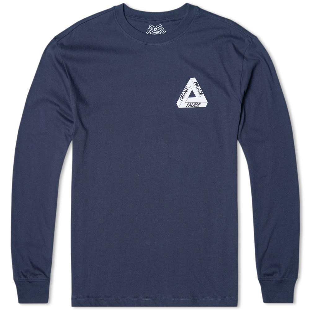 38a2a6f410 Palace Long Sleeve Tri-Ferg Tee