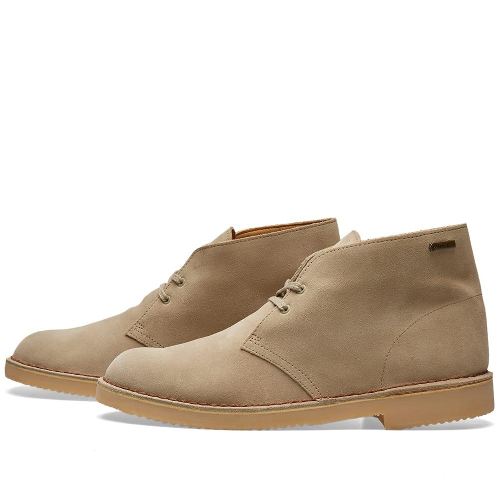 clarks originals desert boots gore tex