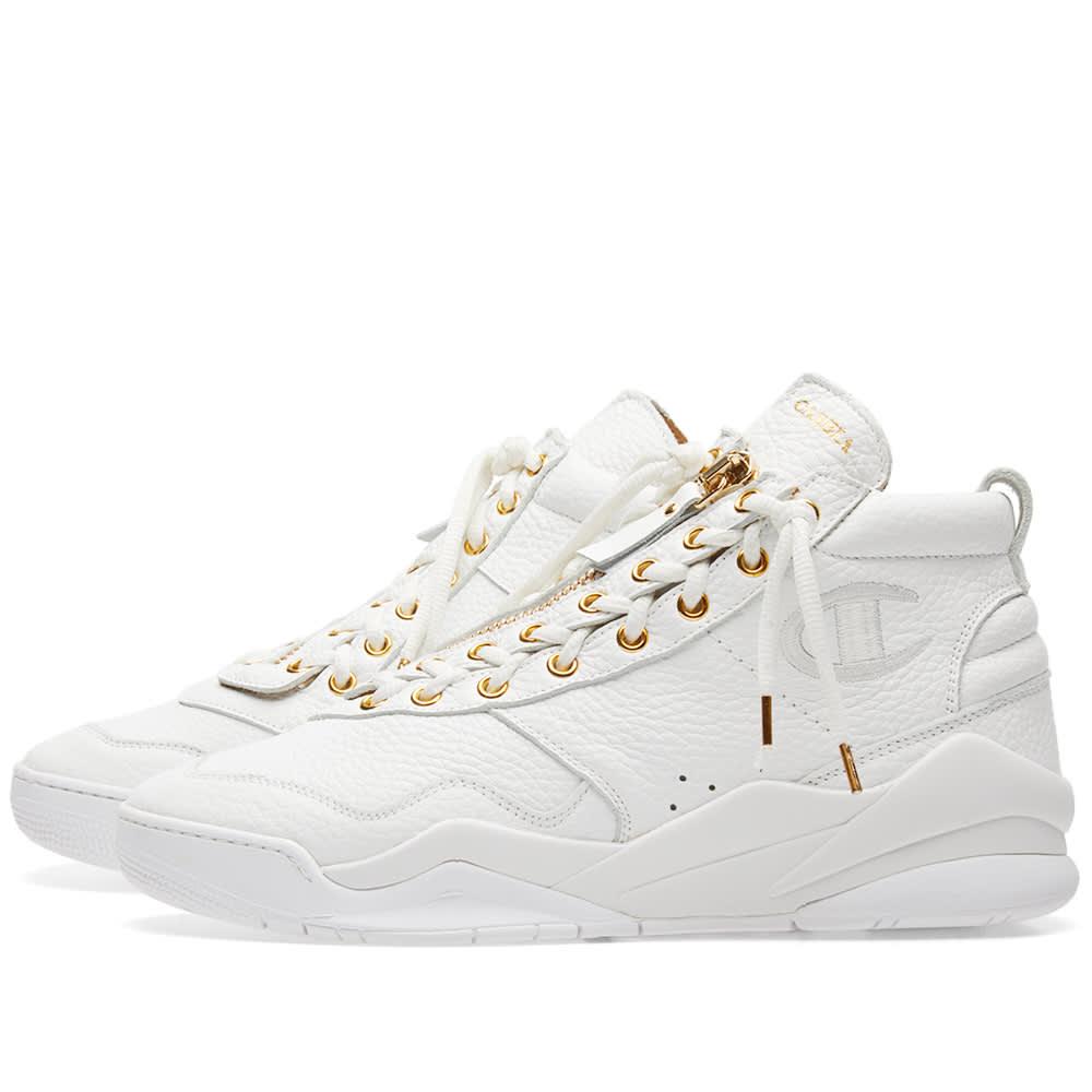179360a9e894 Casbia x Champion Atlanta White