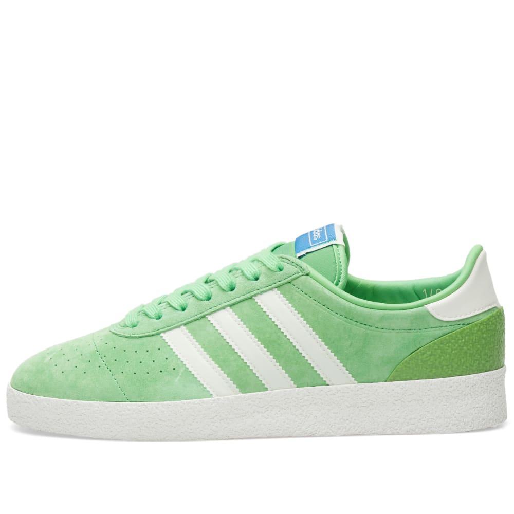 wholesale dealer f09bb 4c5e1 Adidas SPZL Munchen Super Intense Green   Chalk White   END.