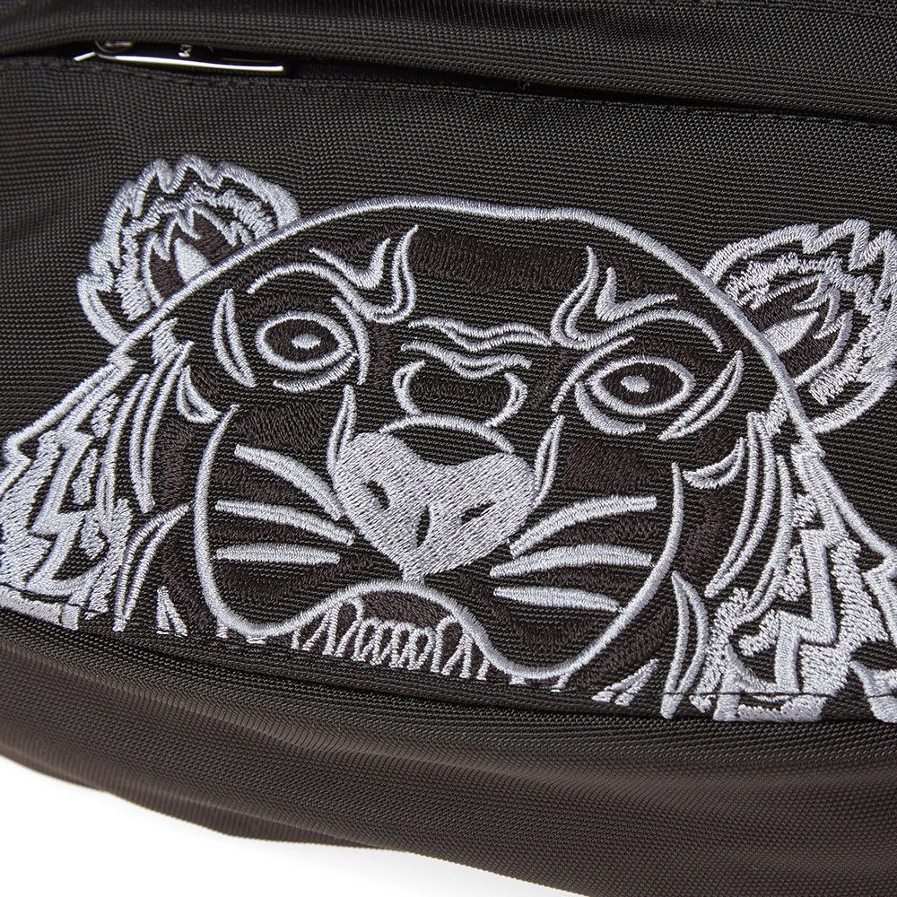 22627d58049 Kenzo Tiger Cross Body Bag Black   Grey