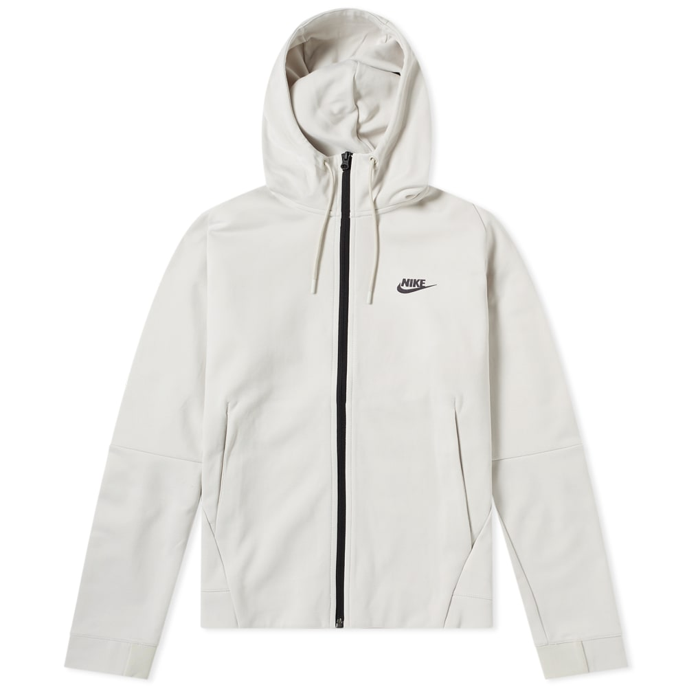 Nike Tribute Hooded Jacket White