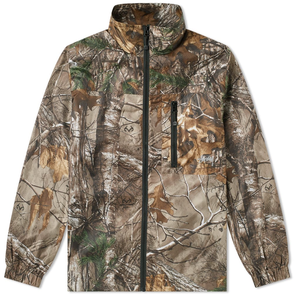 c052417dd9204 Stussy Realtree Micro Rip Jacket Realtree Camo | END.