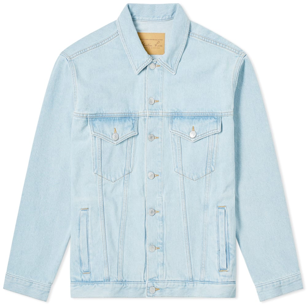 Martine Rose Jackets Martine Rose Oversized Denim Jacket