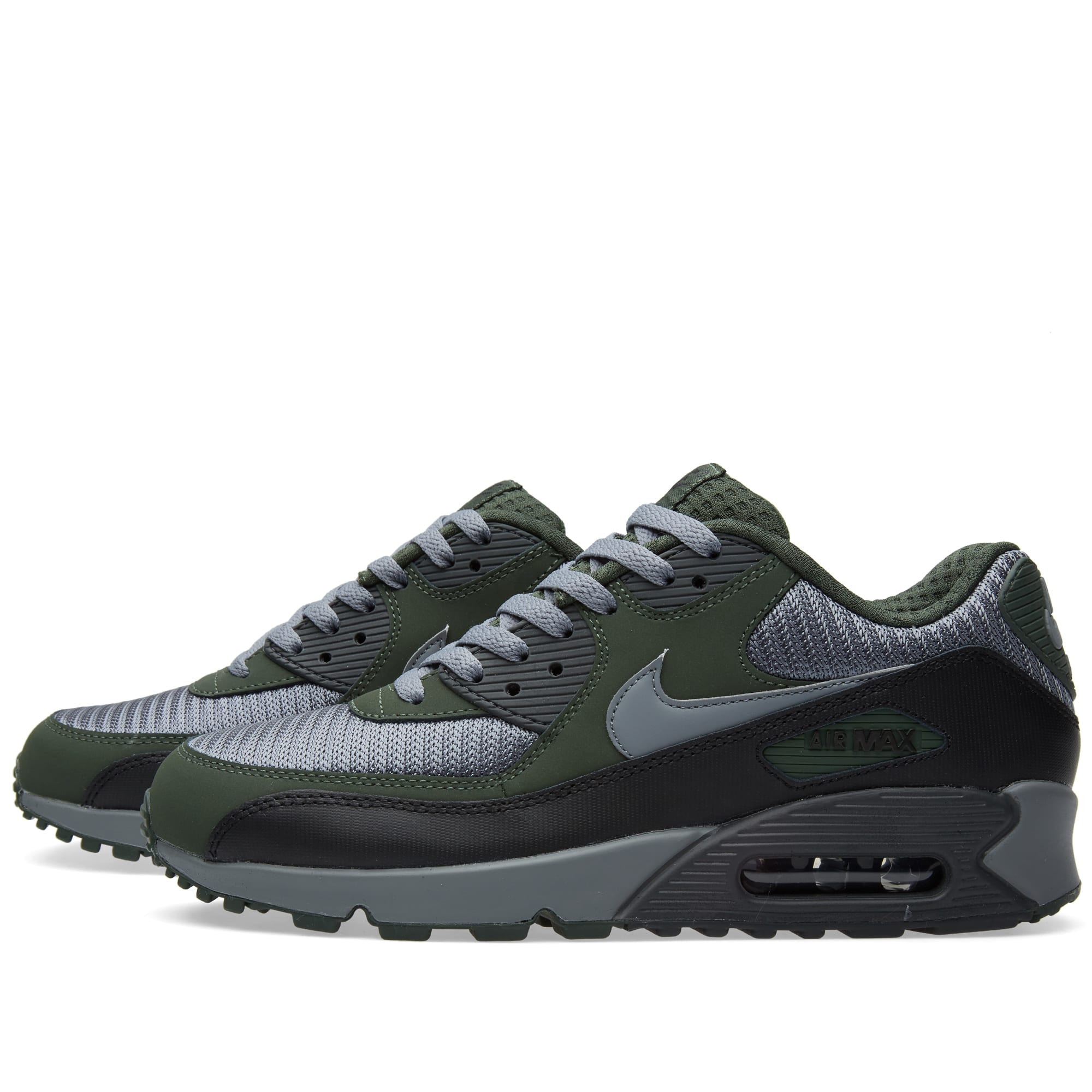 brand new 3d8f8 da31d Nike Air Max 90 Essential Cool Grey   END. nike air max 90 essential cool  grey