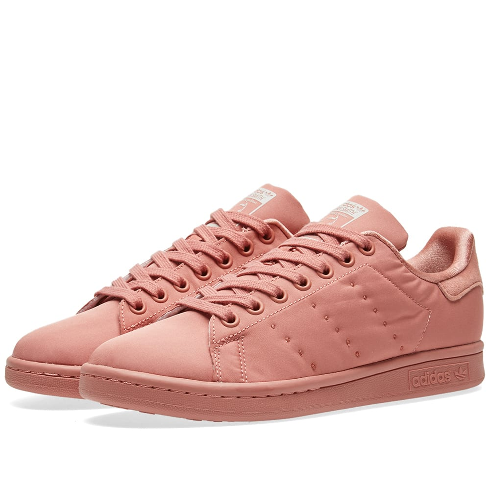 adidas stan smith glossy rosa