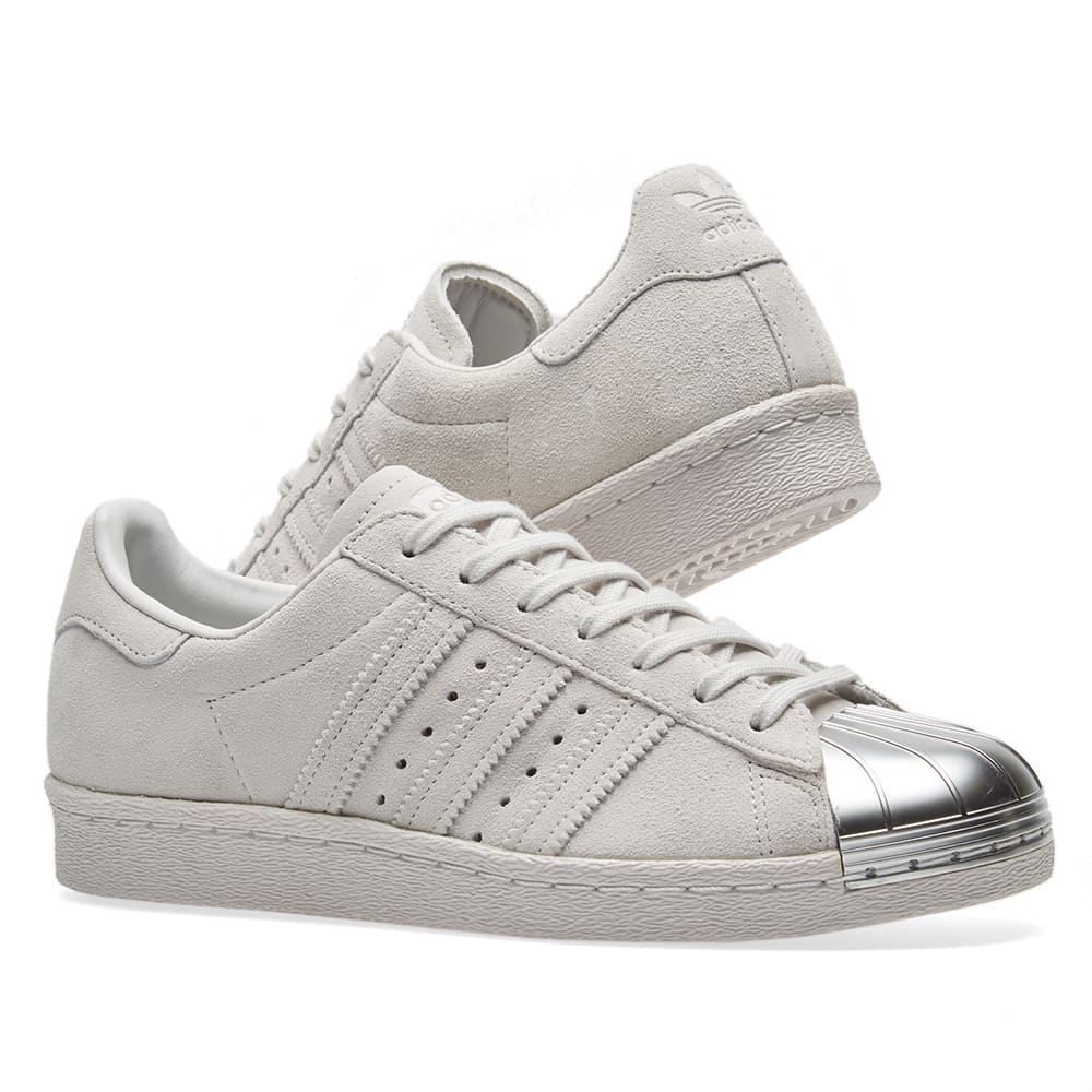 magasin d'usine fd149 e83dd Adidas Superstar 80s Metal Toe W