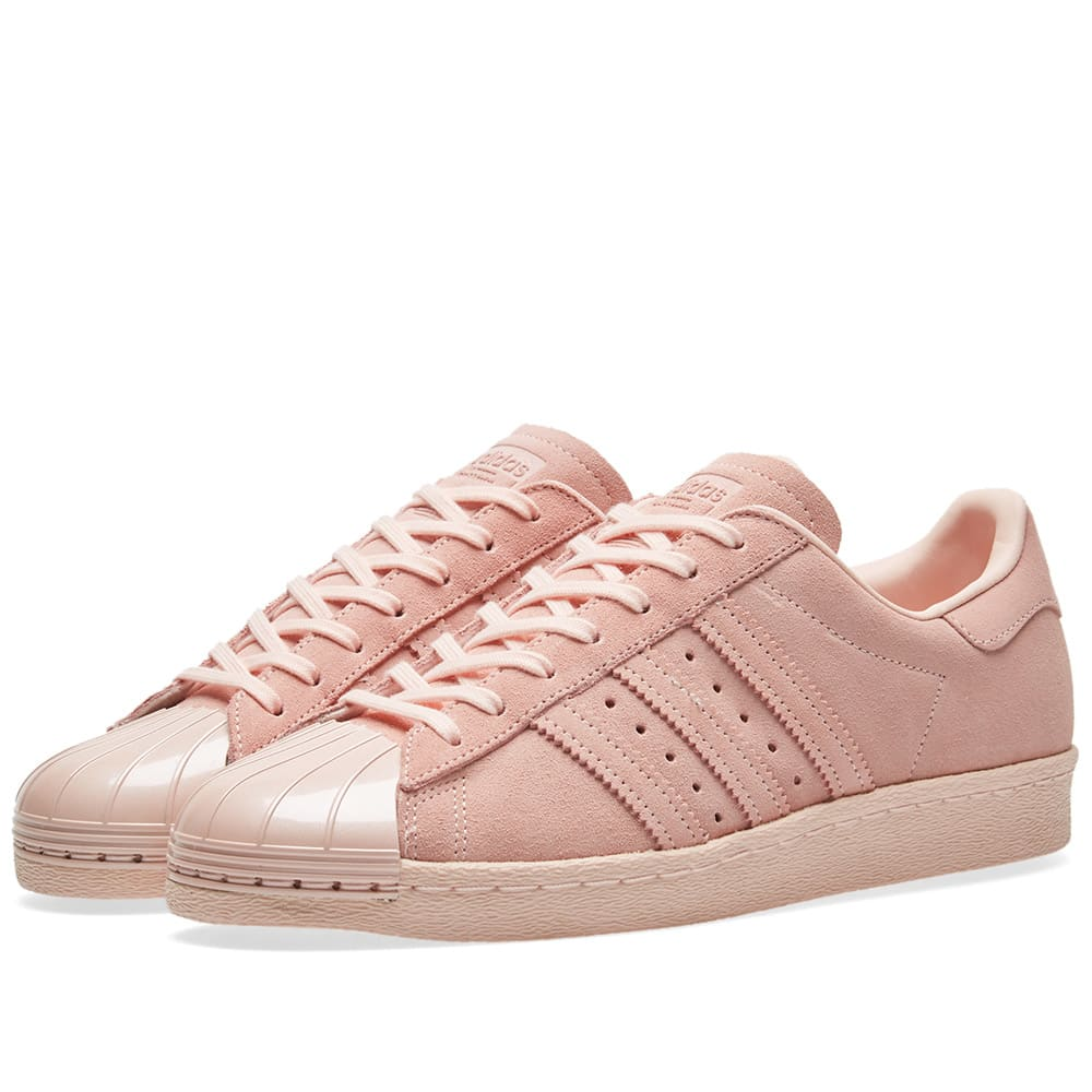 outlet store c0518 ed63e Adidas Superstar 80s Metal Toe W