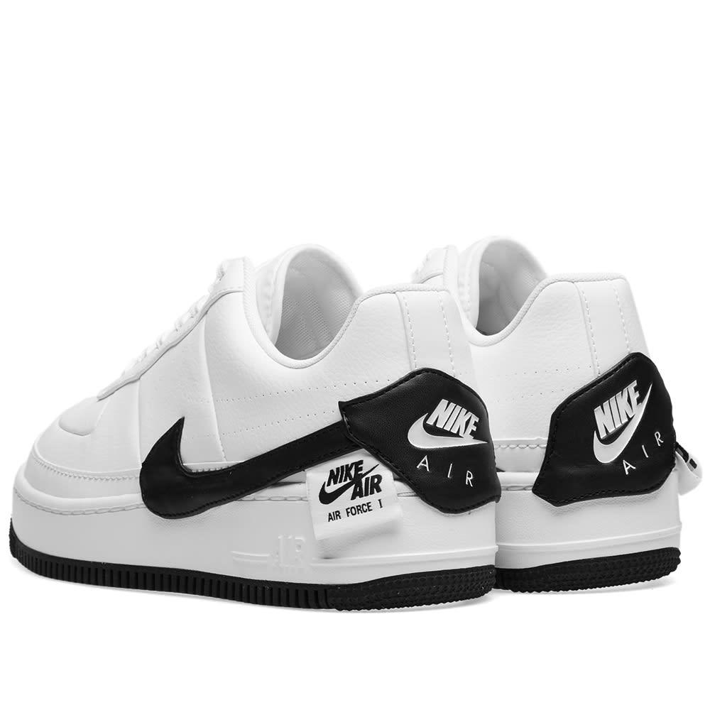 sale retailer 7dcb3 0f194 Nike Air Force 1 Jester XX W White   Black   END.