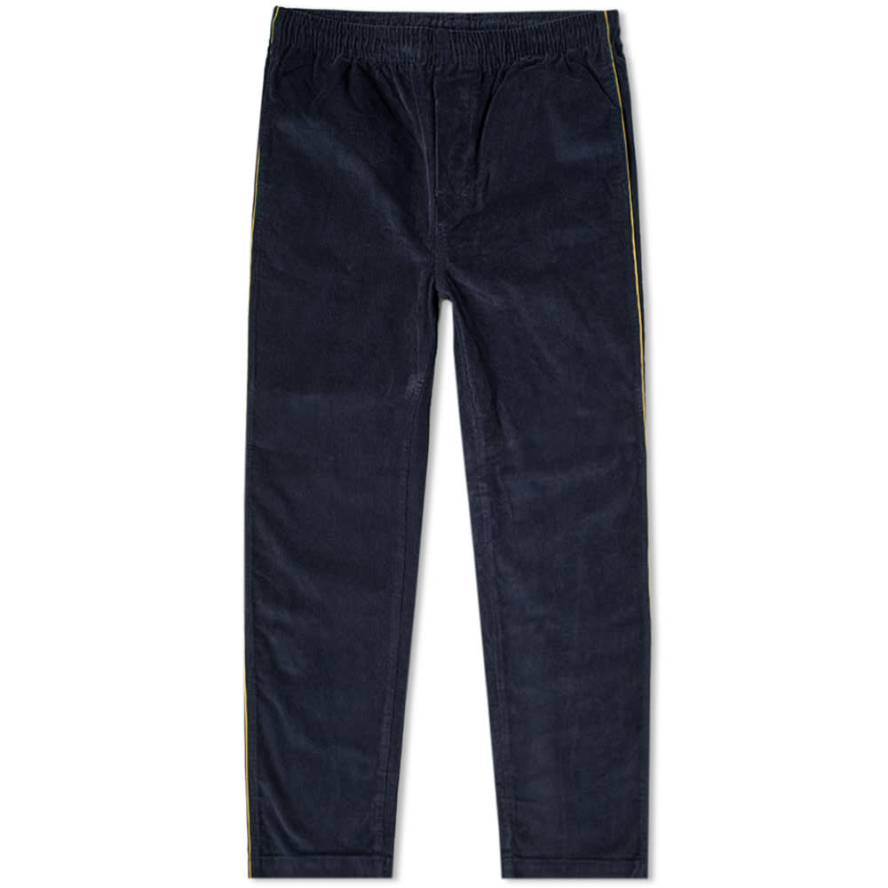 STUSSY SIDE PIPING CORD PANT 116352 corduroy MAN TROUSERS velvet