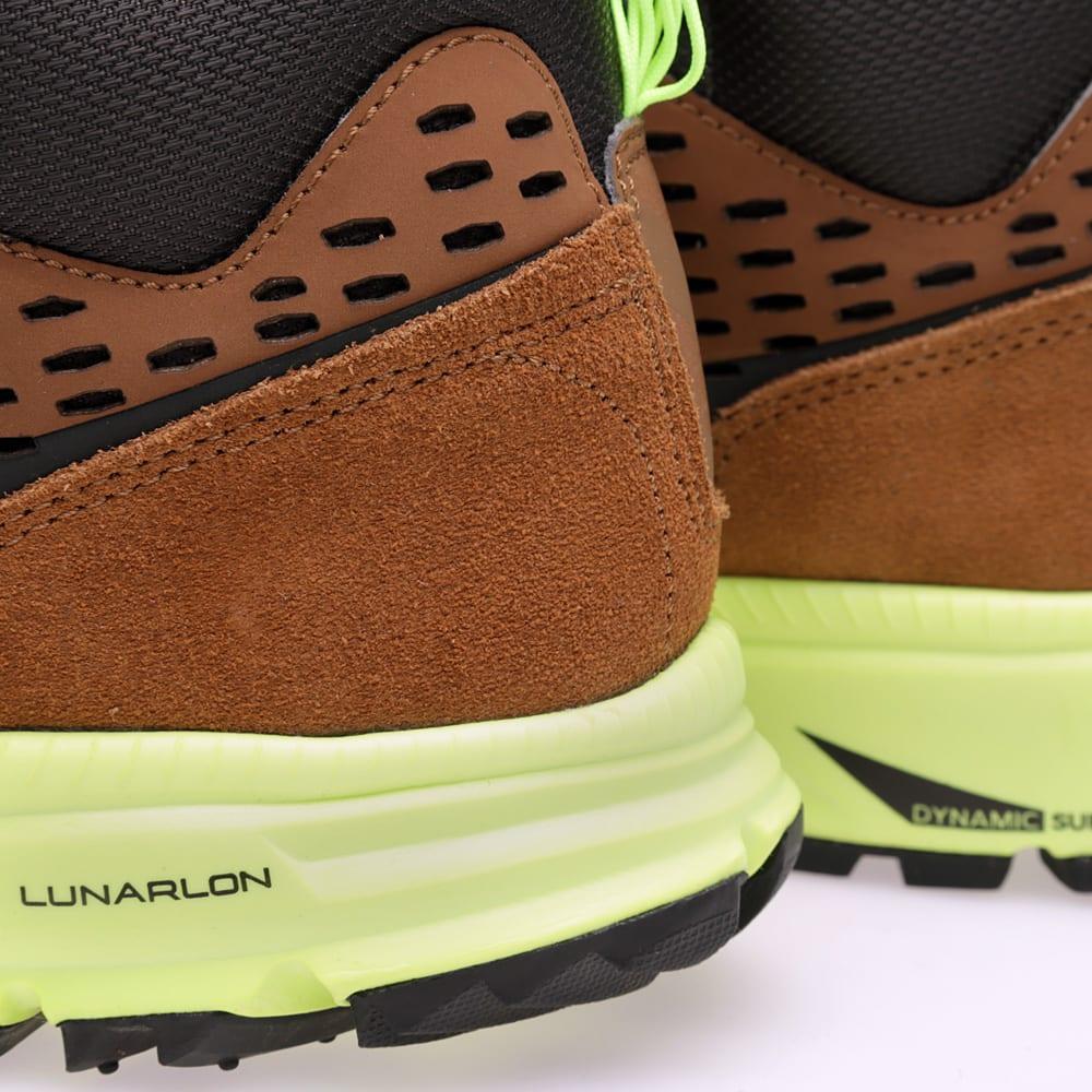 new styles 2b601 06e57 Nike Lunar LDV Sneakerboot Ale Brown   Black   END.