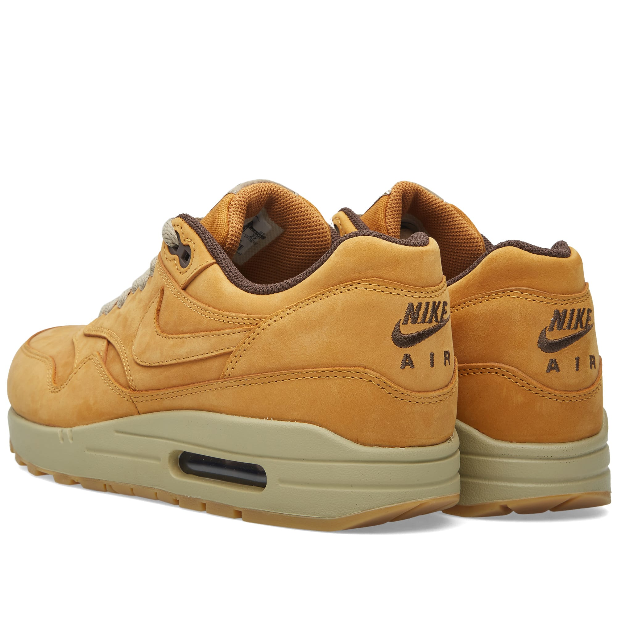 Nike Air Leather Premium Max 'wheat' 1 PNnwOX80k
