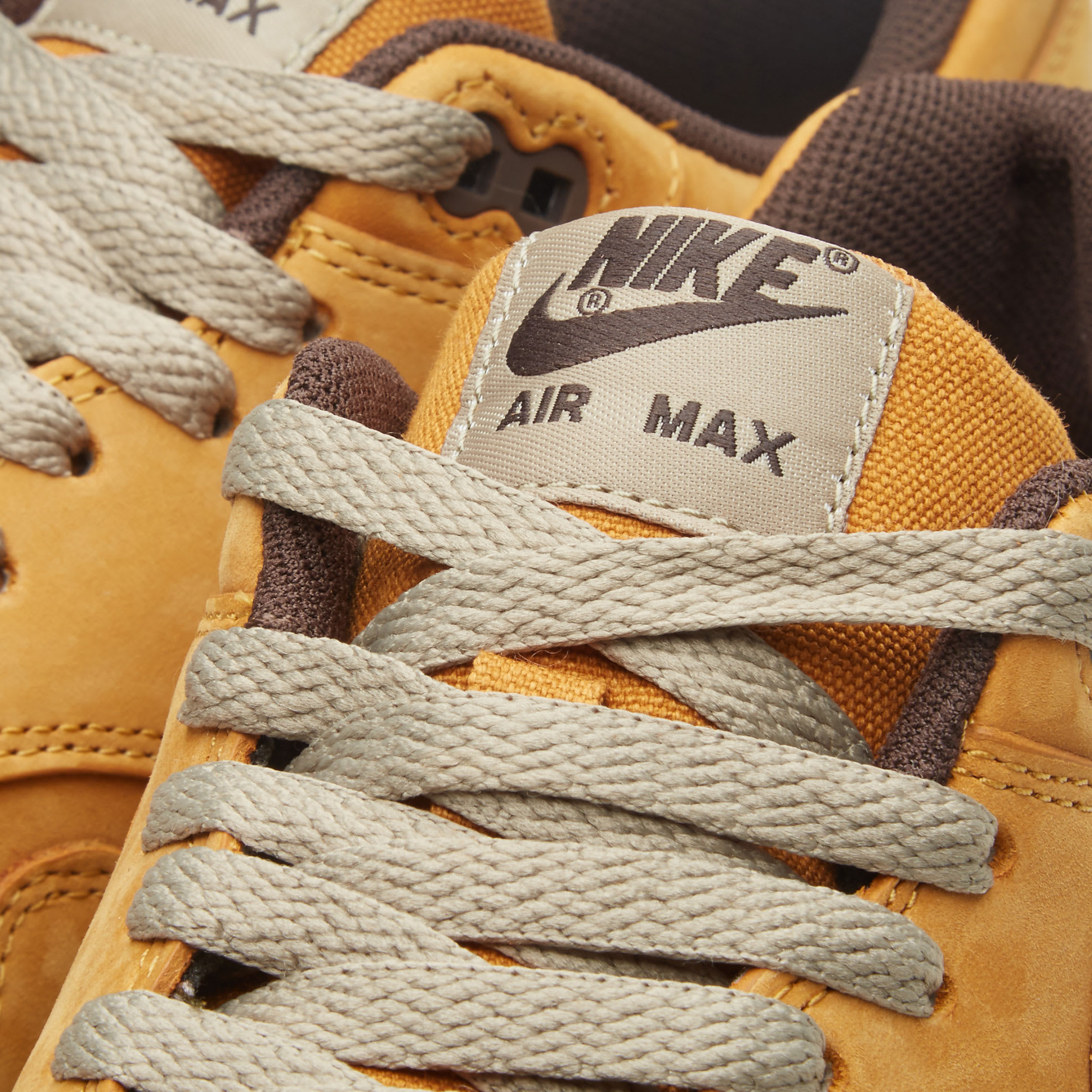 Nike Air Max 1 Leather Premium 'Wheat'