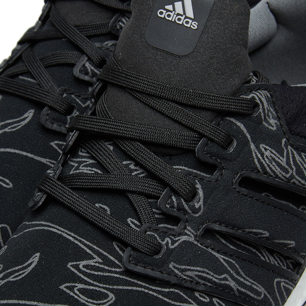 fada782a47248 Adidas x Undefeated Ultra Boost Utility Black   Cinder