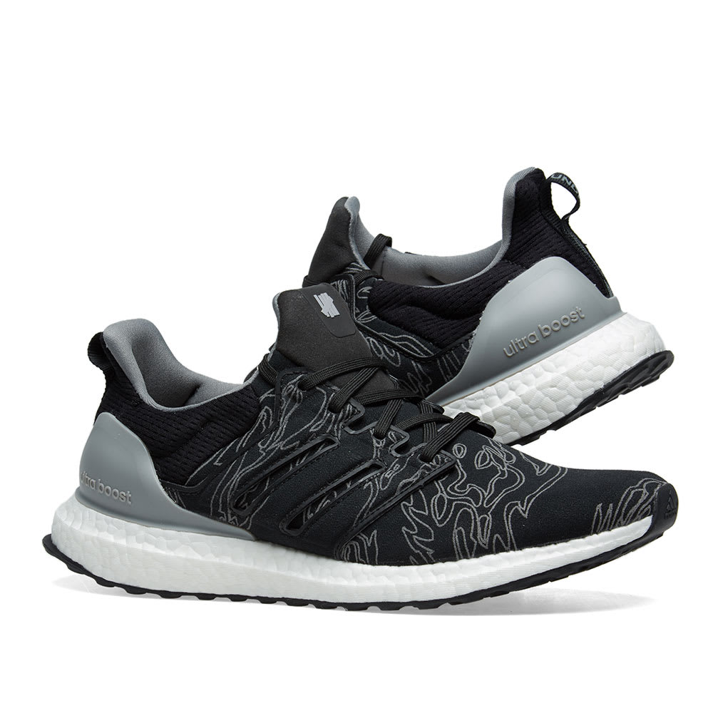 f50e1c0377fe3 Adidas x Undefeated Ultra Boost Utility Black   Cinder