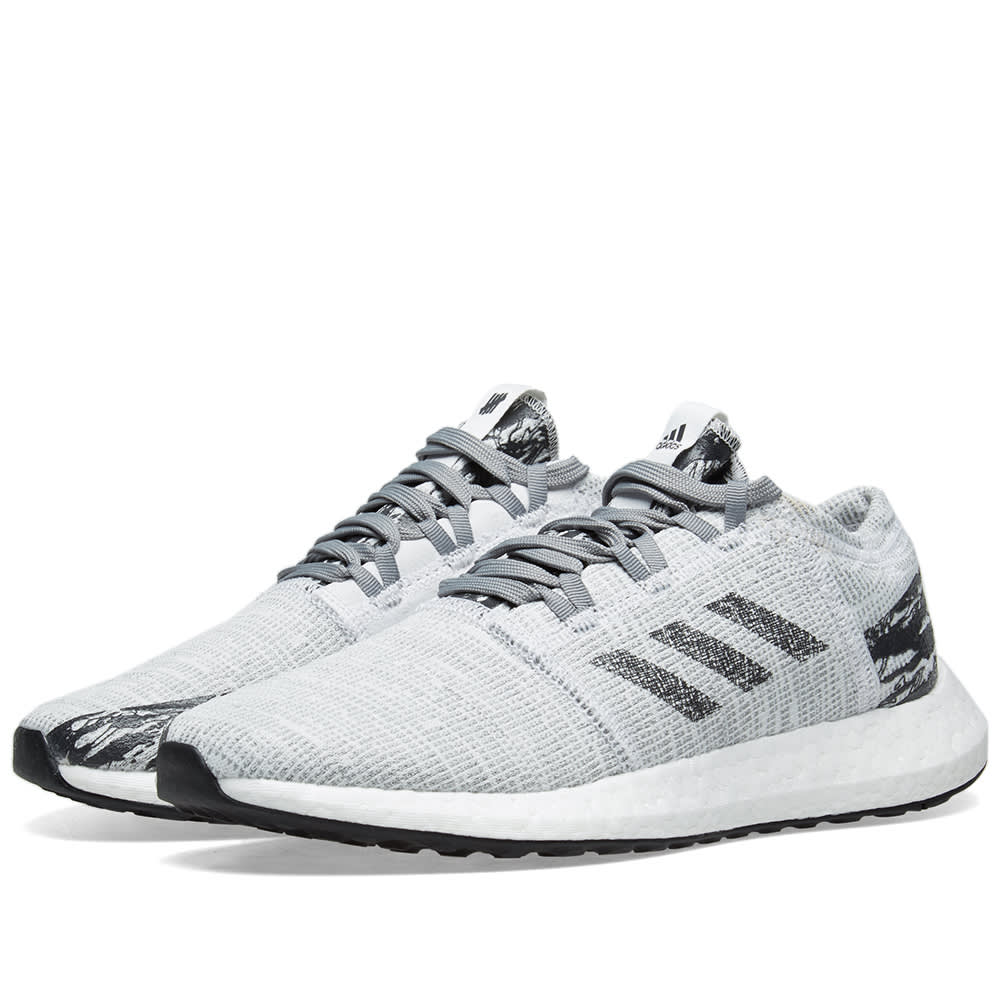 Adidas x Undefeated Pure Boost Shift