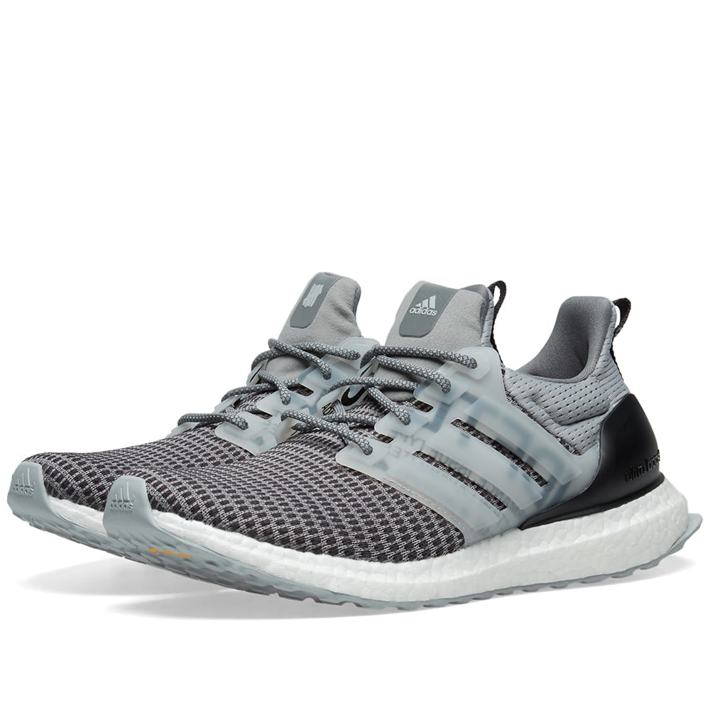 58fef38fa6e86 Adidas x Undefeated Ultra Boost Shift Grey