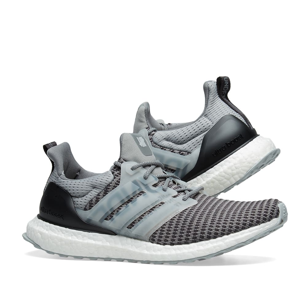 9354395144dbe Adidas x Undefeated Ultra Boost Shift Grey