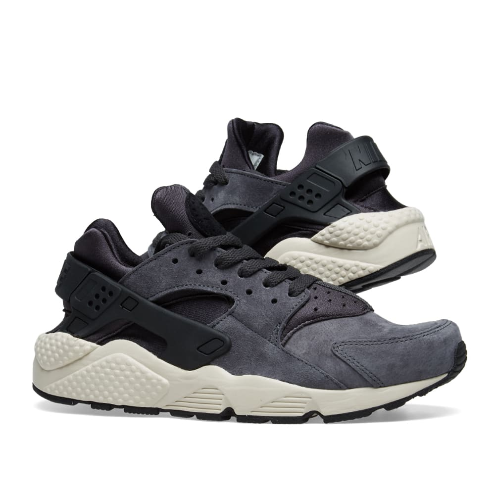 b87a9386494d Nike Air Huarache Run Premium Anthracite