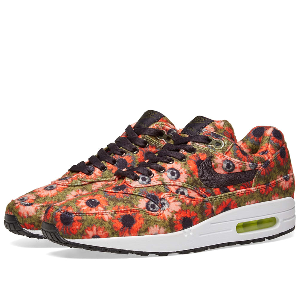 nike flower shoes air max