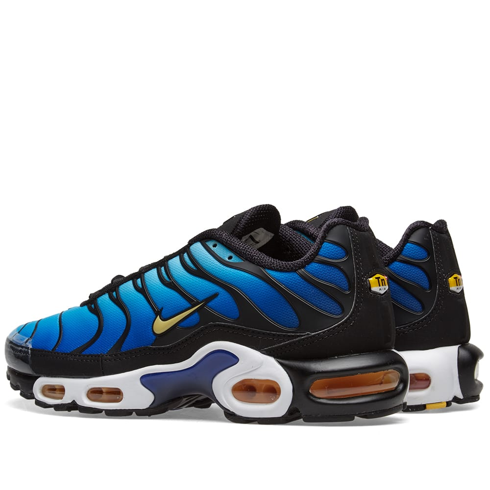 Nike Air Max Plus OG Black, Chamois & Sky Blue | END.