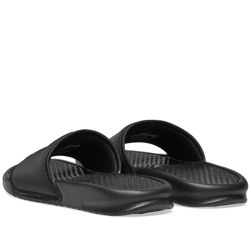 new products 3a77d 95585 Nike Benassi JDI TXT SE Black   White   END.