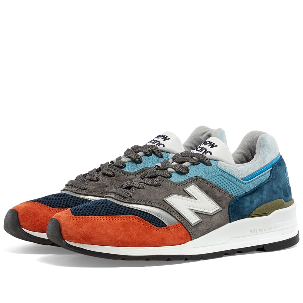 New Balance M997Nag - Made In The Usa In Multi