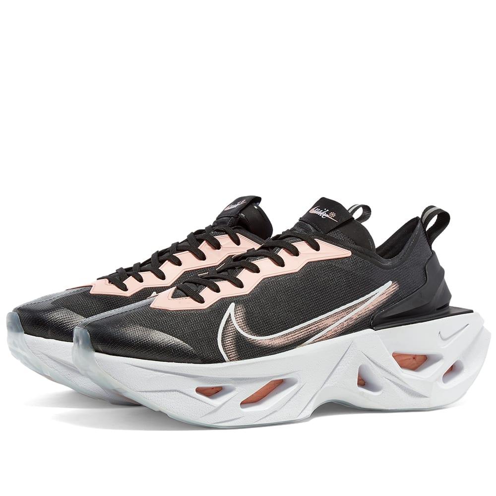 Nike Zoom X Vista Grind W Black, White \u0026 Pink | END.