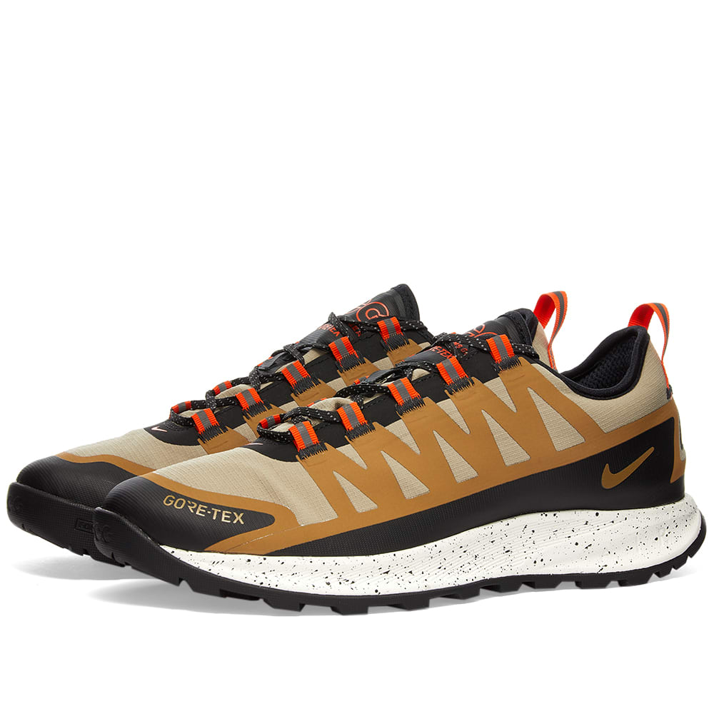 Купить Кроссовки Nike ACG Air Nasu GORE-TEX (CW6020-001) в