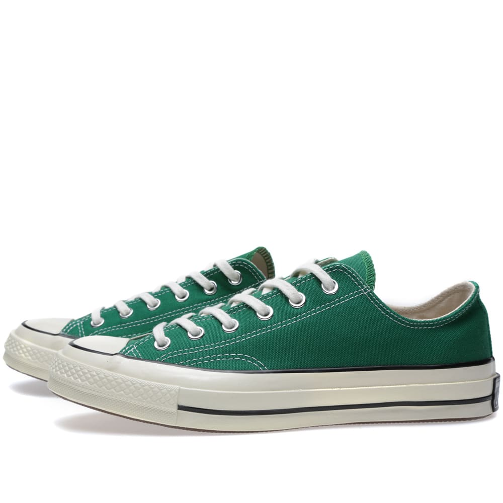 568a459a8a29 Converse First String Chuck Taylor 1970s Ox Amazon Green