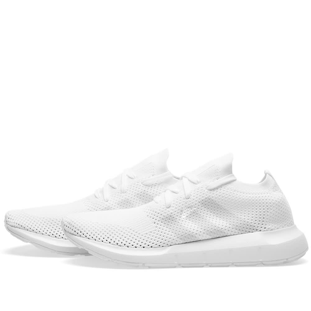 d336262d1b2e5 Adidas Swift Run PK White   Grey One