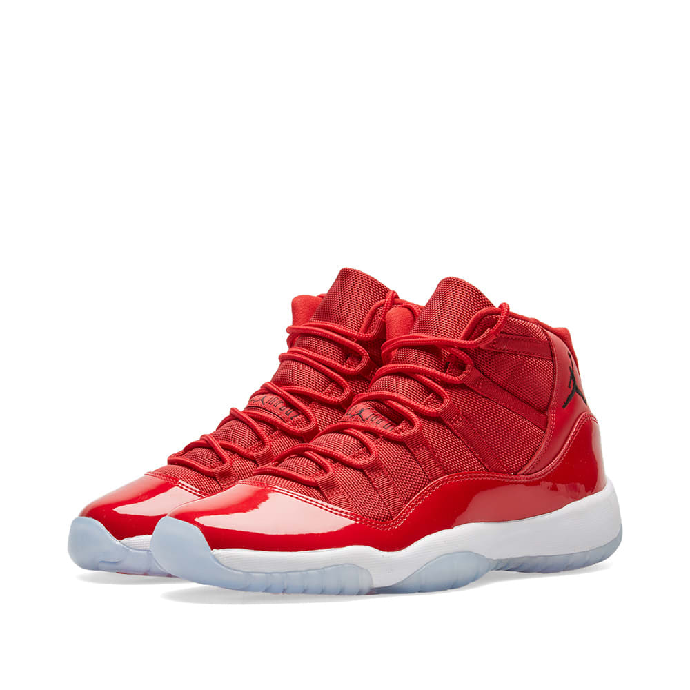 newest 12317 c7628 Nike Air Jordan 11 Retro BG 'Win Like 96'