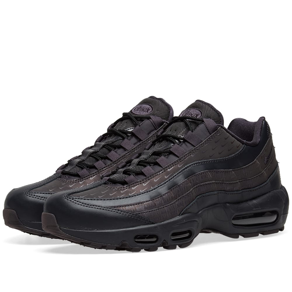 Nike Air Max 95 LX Oil Grey Reflective AA1103 004 Just Do It Women's Size 7.5 | eBay