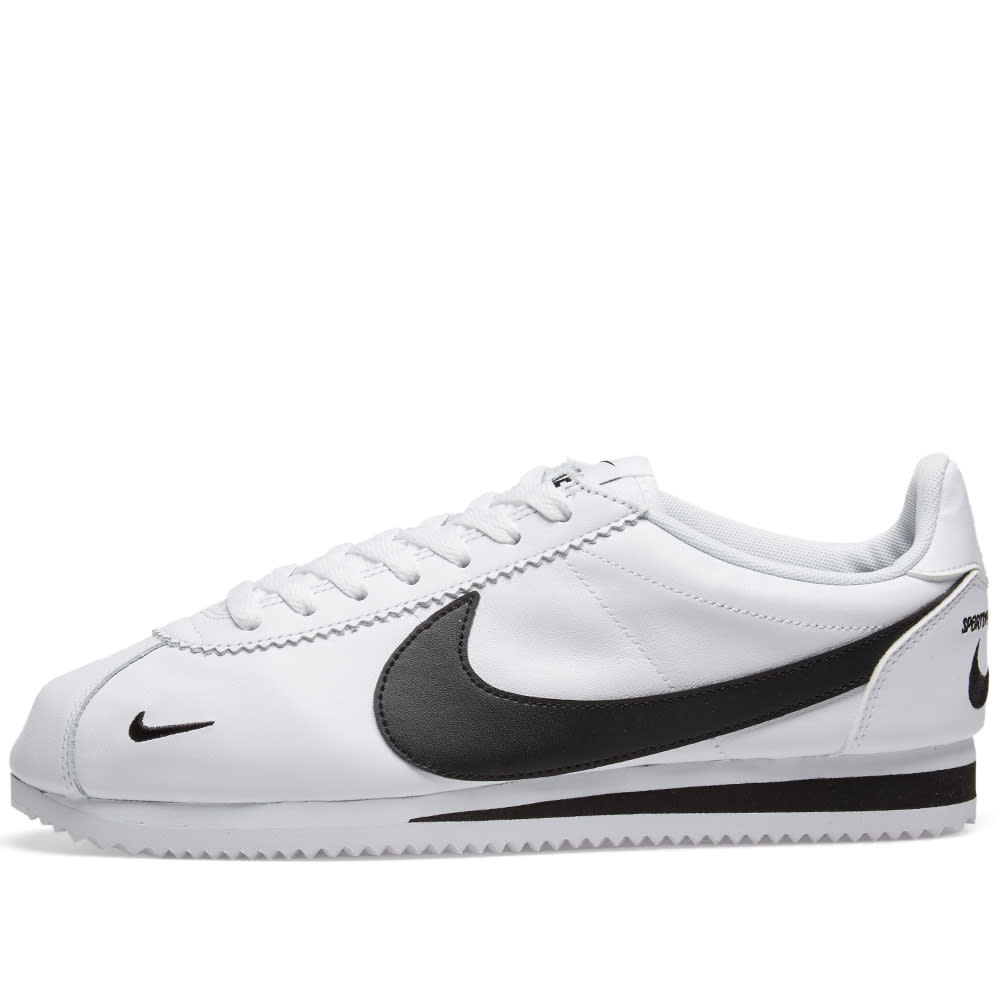 huge discount 7ed24 93442 Nike Classic Cortez Premium White   Black   END.