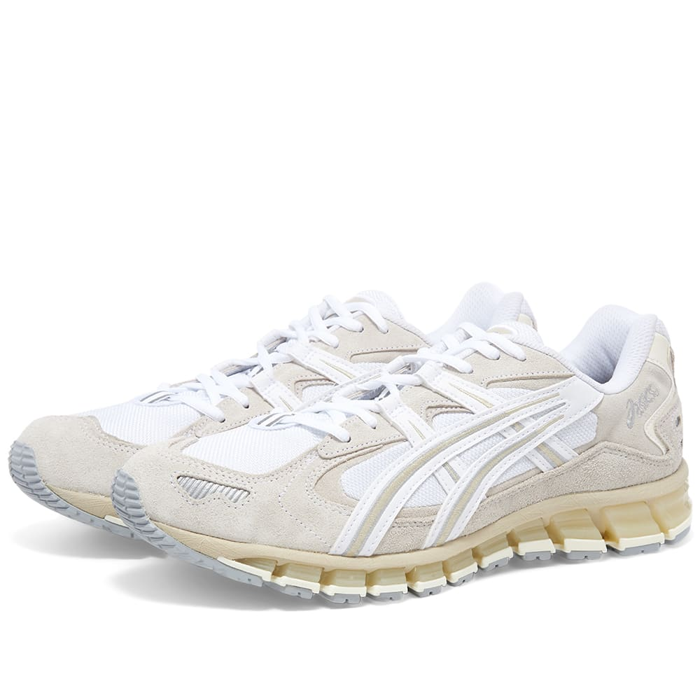 gel kayano white