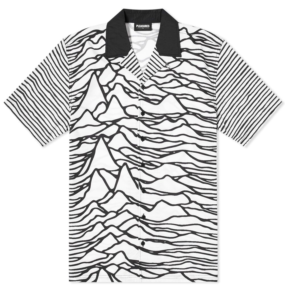 Pleasures X Joy Division Waves Vacation Shirt by Pleasures